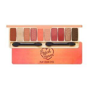 K-beauty [ETUDE HOUSE] Play Color Eyes #Peach Farm