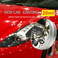 20ML Car Coating Wax Kits Anti Scratch Car Polish Liquid Nano Ceramic Coat