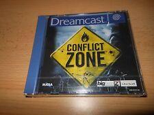 Conflict Zone - Nuevo Precinto de Fábrica Sega Dreamcast - Versión Pal