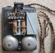 Antique telephone bell unit