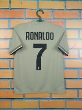 Ronaldo Juventus Jersey 2018 2019 Away Youth 9-10 y Shirt Adidas Soccer CF3506