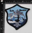 US+NAVY+SUBMARINE+PATCH+USS+OLYMPIA+SSN-717