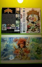 Magic Knight Rayearth (Sega Saturn, 1998) reproduction DVD case and art
