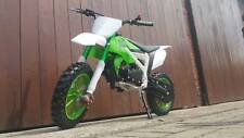Pocketbike Crossbike Dirtbike 49cc 2 Takt KXD 706 Kinder Motorrad Grün