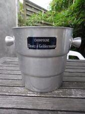 Champagne Deutz & Geldermann Ice-Bucket Aken Vintage