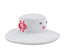 San Francisco 49ers New  Era 2021 Training Camp Panama Bucket Hat