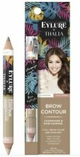 eylure thalia brow contour champagne & rose shimmer