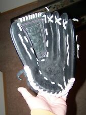 woman's 11 inch softball/baseball glove for the right hand thrower/pink trim