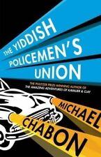 The Yiddish Policemen's Union, New Books