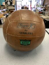 Vintage Super K by Seamless Official GCW 588 Volleyball Volley Ball for Display
