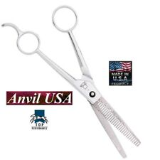 TOP PERFORMANCE(ANVIL)PRO THINNING Shears Grooming Pet Dog Cat Blending Scissors