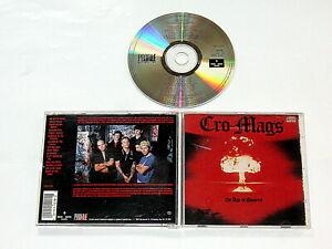 CRO-MAGS - The Age of Quarrel CD 1st Press Profile Records 1986, RARE