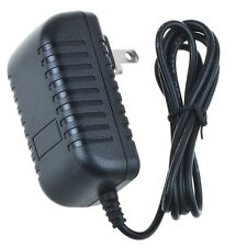 AC Adapter for TRENDnet TV-IP672W TV-IP851WIC TV-IP862IC Wireless IP Camera Cord