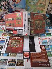 Nintendo DS:Professeur Layton et la Boîte de Pandore [TOP & 1ERE EDITION] Fr