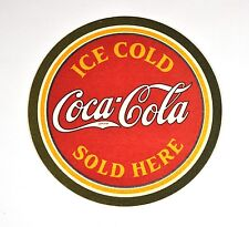 Coca-Cola Coke Coasters Beer coasters Coaster USA Ice Cold Sold Here