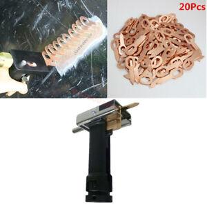 Dent Puller Rings Tab Shooter Kit Reload Spot Welding Washer for Car Body Repair