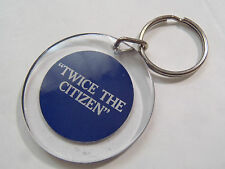 PORTE CLES UNITED STATES ARMY RESERVE TWICE THE CITIZEN