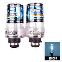 2pc 12V 35W 12000K D2S/D2C Xenon Car Replacement HID Headlight Light Lamp Bulb
