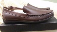 Geox Simon Loafer Men's Shoes (Brown) Size 13