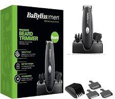 BaByliss for Men 7107U Precision Beard Trimmer Clipper Cutter Grooming Set Kit