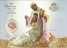 """THOMAS BLACKSHEAR'S EBONY VISIONS -- """"THE HOLY FAMILY"""""""