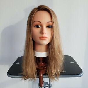 Follea Gripper Sport European Human Hair Medical Wig