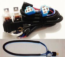 "H4 Headlight Relay Wiring Harness Extra Long -- 2 Head Lamp Systems  7"" x 6""  2"