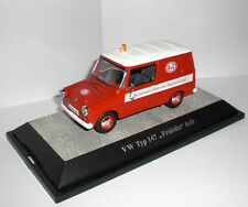 "Premium ClassiXXs - VOLKSWAGEN VW  Typ 147  FRIDOLIN - ""AvD"" - rot - 1:43 - NEU"