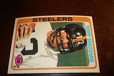1978 Topps NFL #65 Terry Bradshaw - Mint