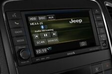 Jeep Dodge Chrysler Mygig CD DVD Radio Alto Rbz Wrangler Caravan RAM Uconnect