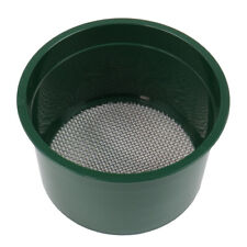 Mini Stackable Sifting Pan, 10 Holes/Square Inch 5.5 inches
