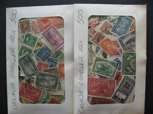 Canada gambler mixture (duplication, mixed condition) 1000 1900s to 1940s