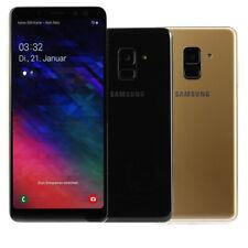 Samsung Galaxy A8 (2018) SM-A530F ! 5,6 Zoll ! 32 GB ! Schwarz - Gold - Grau !