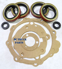 Military WW2 Dodge 6X6 Transfer Case Gasket Set  & Heavy Duty Double lip seals
