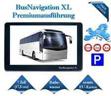 Bus navi, 7 pollici, con sosta spazio ricerca, 24 V, Europa, navigazione omnibus autocorriere