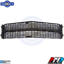 1970 70 Chevelle SS Molded Black Grille Grill Unpainted  -  AMD Tooling