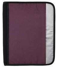 NEW Gemline PADFOLIO for iPad - ereaders and tablets -  PLUM PURPLE