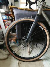 Scribe Gravel Wide++ Wheelset 650b Wheels Shimano - WTB Resolute Tyres Tubeless