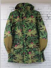 New Burton Mens Northfield Snowboard Jacket Medium Bushwhacka