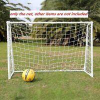 4ft Football Soccer Goal Post Net For Kids Outdoor Football Match Training JH