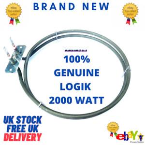 Genuine Logik 2000W Oven Cooker Fan Element For LDOC60W17 / LDOC60X17