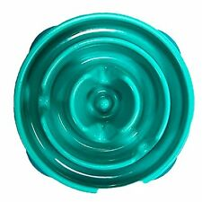 Slow Feeder Dog Bowl Fun Stop Bloat For Dogs By Outward Hound, Small, Teal