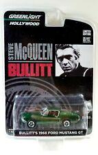 Greenlight Hollywood Steve McQueen Bullitt 1968 Ford Mustang GT Series 3
