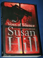 Vows of Silence von Susan Hill (2008, Gebunden)
