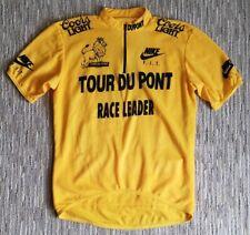 GREG LEMOND - 1992 Tour DuPont Race Leader Jersey Team Z Cycling NIKE