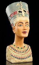 NOFRETETE Busto 32cm - Figura EGIPTO Decoración egipcio Nefertiti