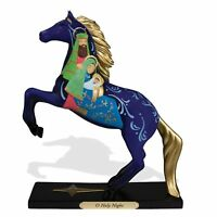 Trail of Painted Ponies O HOLY NIGHT Christmas Nativity Horse Figurine 4053779