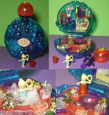 Polly Pocket Mini ♥ Blubber Badedose ♥ Bubbly Bath ♥ 100% Komplett ♥ 1996 ♥
