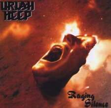 Uriah Heep - Raging Silence NEW CD