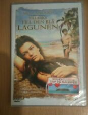 NEW DVD FILM* RETURN TO THE BLUE LAGOON * SCA *